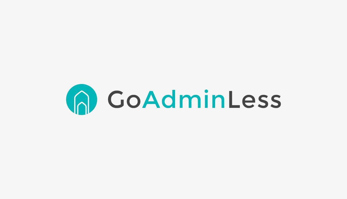 GoAdminLess Branding