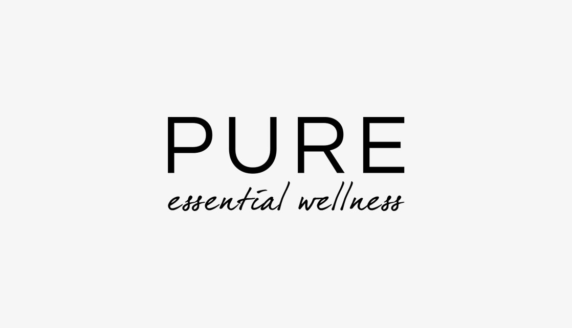 Pure Essential Wellness Branding