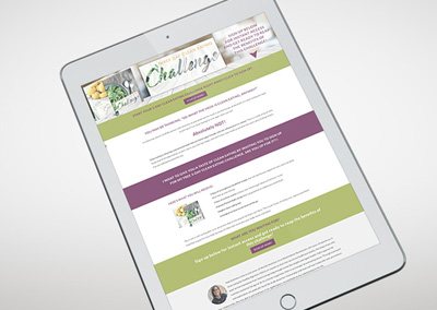 Worthy Nutrition | Landing Page