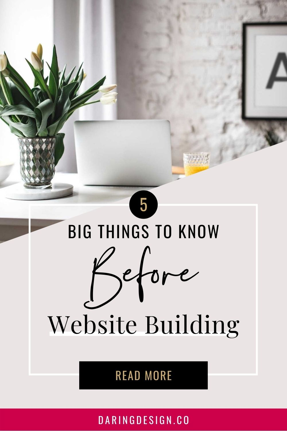 5 Big Things To Know Before Website Building