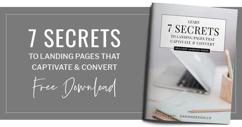 Free Tools 7 Secrets to Landing Pages that Captivate and Convert
