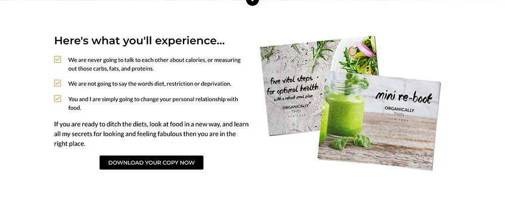 Daring Design Co Opt-in Page Review Organically Thin What They Get