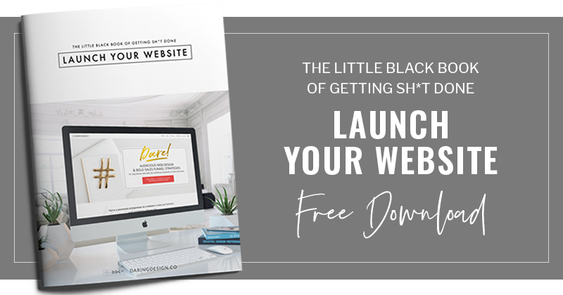 Free Tools Launch Your Website Daring Design Co