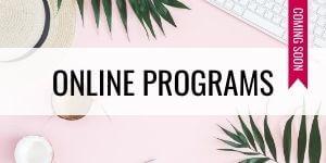 Online Programs Daring Design Co